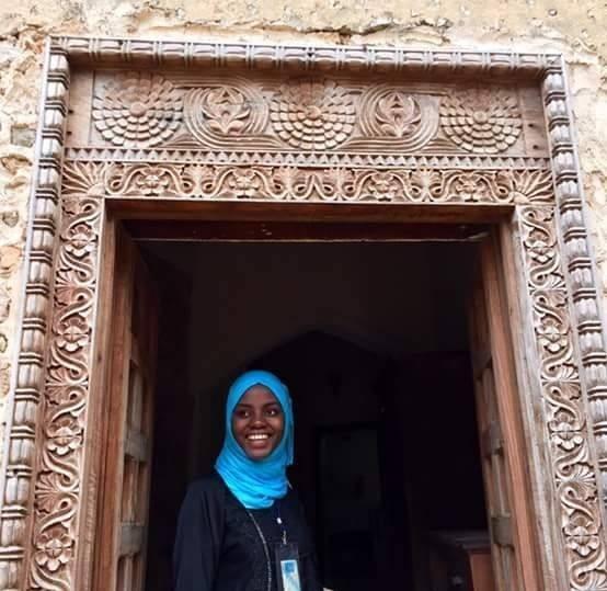 Aiysha's Adventures - Zanzibar