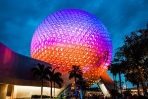 Epcot Spaceship Earth Walt Disney World | by Anthony Quintano